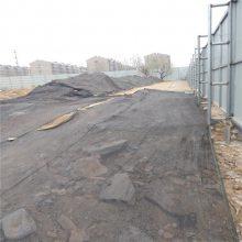 工地盖土网 便宜的防尘网 绿色盖土网效果