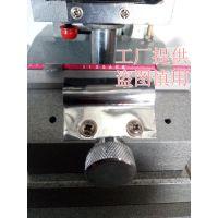 汽车线束打码机HY-DT9电线烫号机生产厂家