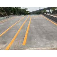 深圳常温热熔标线,彩色防滑划线,深圳马路标线施工
