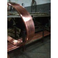 贵州贵阳遵义华灿铜包钢扁钢厂家生产,发货快。