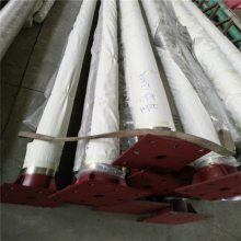 金裕 不锈钢锥形路灯杆不锈钢304路灯杆 厂家直销免去中间商