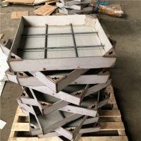 耀恒 厂家批发700*700不锈钢排水检查井盖 ,市政工程专用井盖