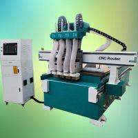赛伯特1325板式四工序开料机价格\四川自动换刀加工中心\重庆模压门板雕刻机