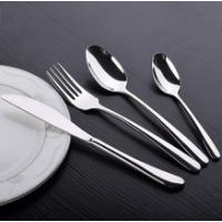 优雅不锈钢餐具 西餐牛排刀叉勺 酒店用品餐具 名瑞餐具直销