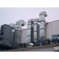 通风管道安装工程 厂家专业通风管道加工制作 车间空调管道工程