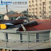 浅层气浮机 厂家直销 山东领航 客户信赖的企业