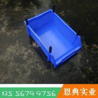 厂家直销加厚组合式塑料零件盒 塑料产品 仓库五金螺丝零件盒