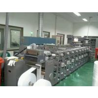 邦成机械 F3-430机组式窄幅柔版印刷机
