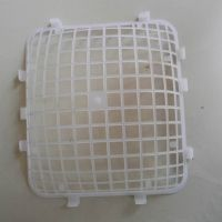 结实耐用的白色塑料方形鸽子窝肉鸽蛋窝