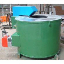 南京万 能燃气坩埚熔铝炉 高效率铸件 厂家直销