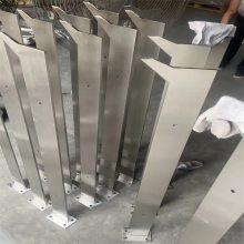 泰州耀荣 阳台不锈钢栏杆立杆,厂家销售