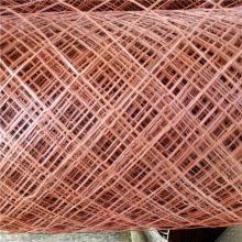圈玉米钢板网 脚踏钢板网 镀锌菱型网