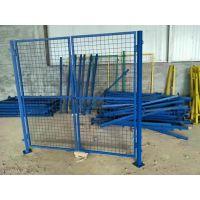 现货车间隔离栅、厂区浸塑防护网、框架护栏网
