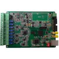 高精度以太网同步数据采集卡 8路24位105KS 8路DI 8路DO