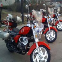 两轮消防摩托车 润沃专业制造 质优价廉 欢迎选购