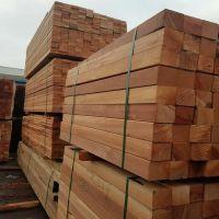 柳桉木厂家柳桉木价格木方木条规格定做尺寸