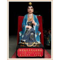 zy201彩绘六十甲子神像厂家 道教玻璃钢六十太岁神像雕塑厂家
