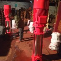 杭州伟泉25GDL2-12*3立式多级管道泵厂家直销