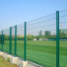 潮州园林防护栏库存现货 常规双边丝护栏网规格 汕头公路护栏网价格