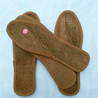 低价格棕丝鞋垫货源 天然防臭除臭山棕鞋垫批发