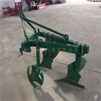 禹鸣小四轮拖拉机用双铧犁1L-220铧氏犁小型耕地犁翻地犁厂家直销