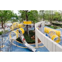 北京同兴伟业直销户外大型滑梯,幼儿园攀爬,木质树屋滑梯,场地定做