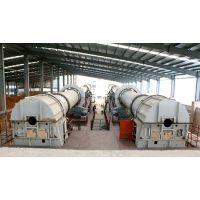 郑矿机器供应年产1-20万方污泥陶粒回转窑 污泥陶粒生产线设备