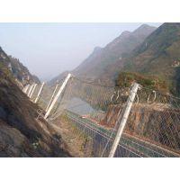 四川仲达防护网厂家的被动防护网分类与型号(RX型、RXI型)