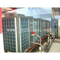 职工公共澡堂15吨奥栋空气能热泵热水系统改造