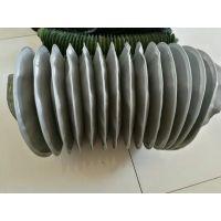 吉迈特耐磨帆布防尘伸缩套 缝制式机械保护套 防尘保护罩价格