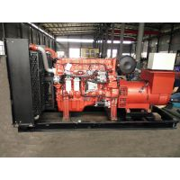 550kw天然气发电机组 配玉柴YC6C840N-D30燃气机 环境适应性强起动迅速