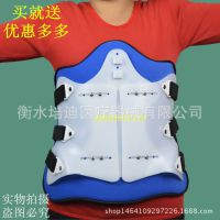 厂家供应可调式胸腰椎矫形器固定架 腰间盘腰椎损伤术后固定支架