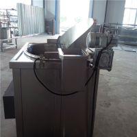 锅巴油炸机批发定制 油水分离商用油炸机 自动过滤油渣 花生米油炸锅 生产厂家