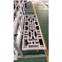 工厂直销 金属铝窗花装修材料