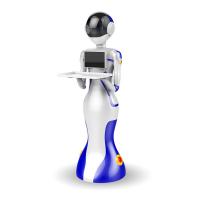 【广州金灵机器人】送餐机器人型号JL1042价格 联系方式