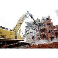 太仓工业厂房拆除、工业厂房拆除、巨建物资回收