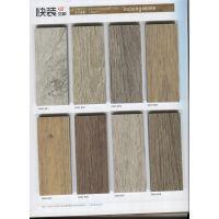 塑胶地板、块材、快装、安全环保、防滑、防火