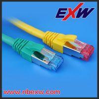 厂家批发超六类C6A,屏蔽与非屏蔽纯铜网络跳线