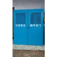 电梯安全门厂家 广东电梯安全门 临时基坑护栏