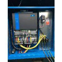 德斯兰工频螺杆空压机22KW改装变频空压机
