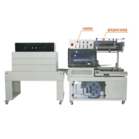 广泛适用于写字板、相框、装修材料(石膏线)、铝型材等较长产品自动收缩包装万纳热缩膜包装机
