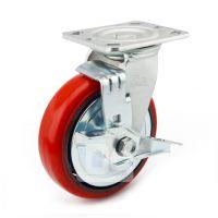 大世脚轮 高强度大型脚轮 耐高压高承重工业轮 定制