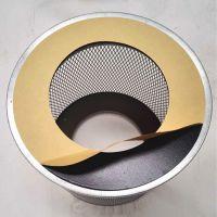除尘过滤器上用的黑色带胶5MM厚阻燃氯丁橡胶密封垫圈