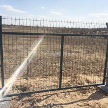 黄埔开发区隔离围栏 佛山边框隔离防护栏 惠州封闭式护栏网
