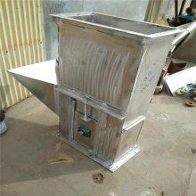浙江省 1米带宽双槽钢链条传动可移动可升降式装车皮带运输机