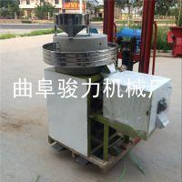 新型自动加工面粉电动石磨机 五谷杂粮石磨面粉机 骏力 加工定做