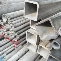 304 316不锈钢方管 圆管 装饰管 支架管 不锈钢工业管 扁管可切割