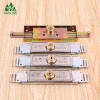 【厂家直销】卷闸门锁 多型号不锈钢防撬插芯锁 一字十字卷帘门锁