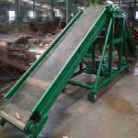 工厂铝型材皮带输送机 兴亚移动式带式输送机厂家设备