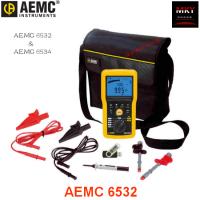 供应美国AEMC 6532手持式数字兆欧表 绝缘电阻测试仪【100V、20GΩ】